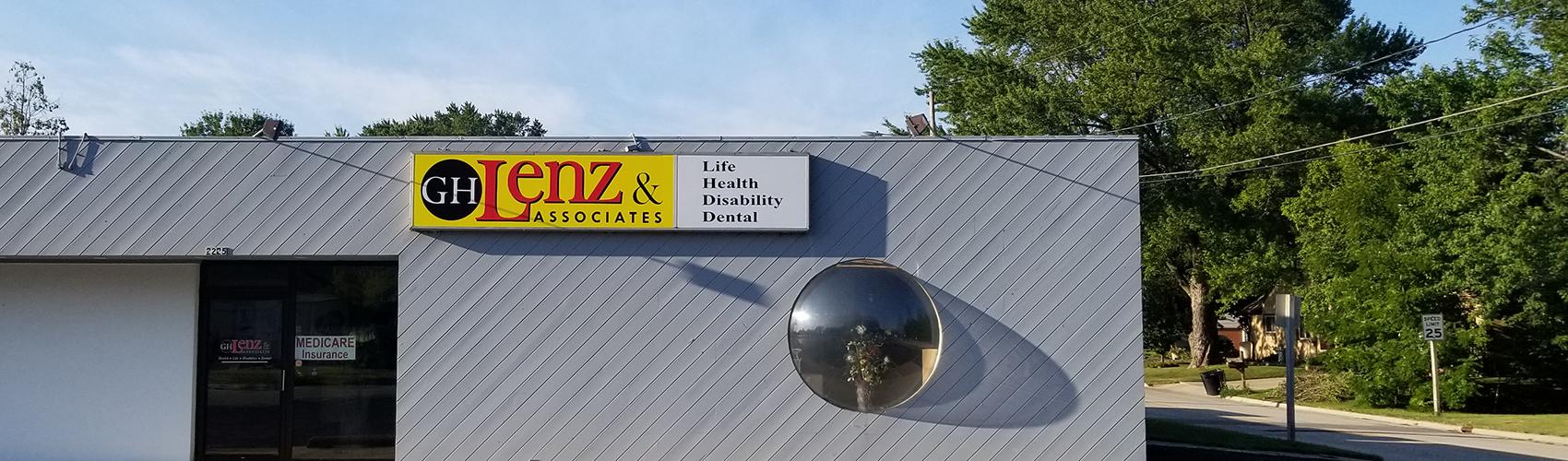 Lenz Insurance on Velp Ave, Green Bay